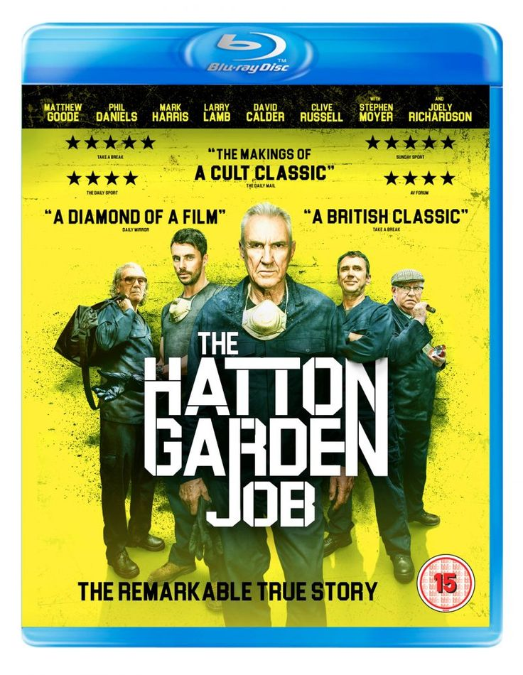 The Hatton Garden Job (2017) Movie Download In 300MB – Worldfree4u