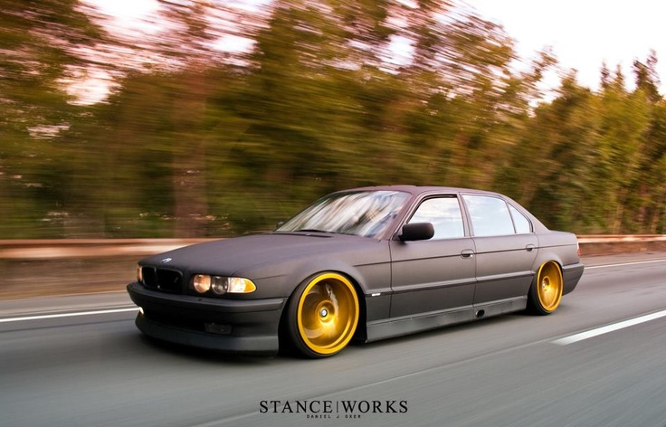 I Love Bmw >> e38 bmw7 | BMW - my big love