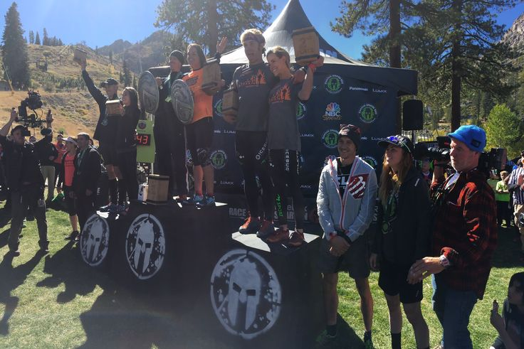 2016 Spartan Race World Championship Results