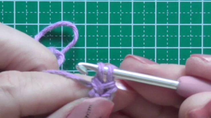 Como hacer asas a ganchillo para bolsos