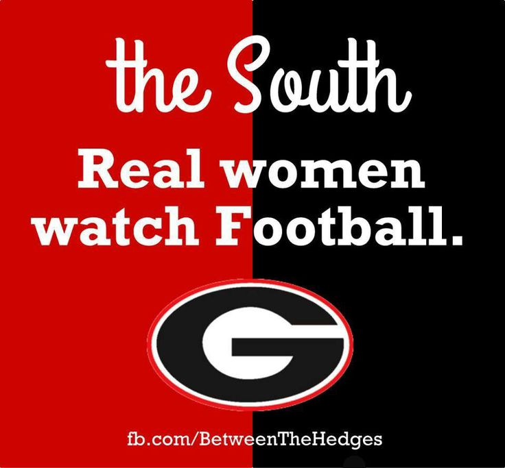 Georgia Dawgs!