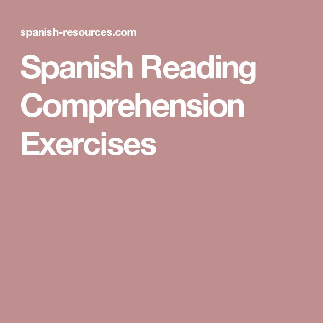 reading comprehension of ab language and Prek early childhood reading comprehension worksheets i abcteach provides language arts (level 1 includes pre-and post-reading writing activities and.