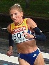 2008 Constantina Tomescu (Roumanie) JO Pekin (Chine)