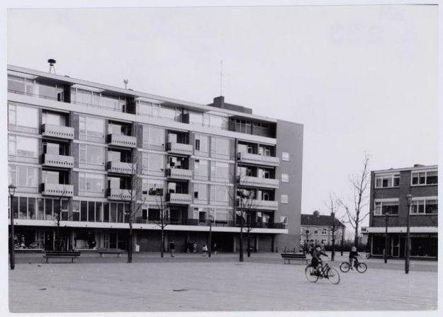 Confusiusplein Amsterdam-West