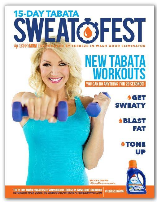 Febreze Sweatfest 2016