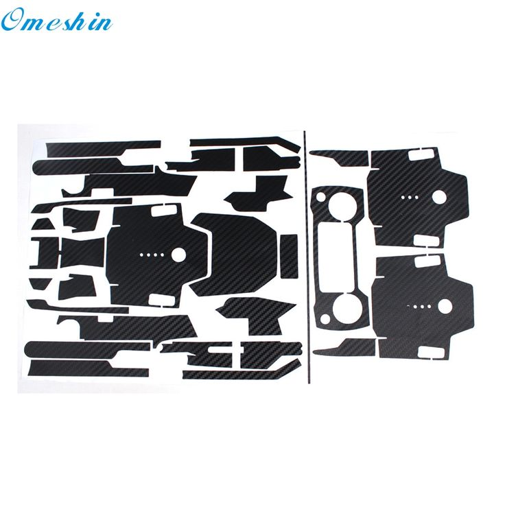Simplestone Luxury Carbon Fiber Skin Wrap Waterproof Stickers For DJI Mavic Pro Accessories 0318 drop shipping. Click visit to buy