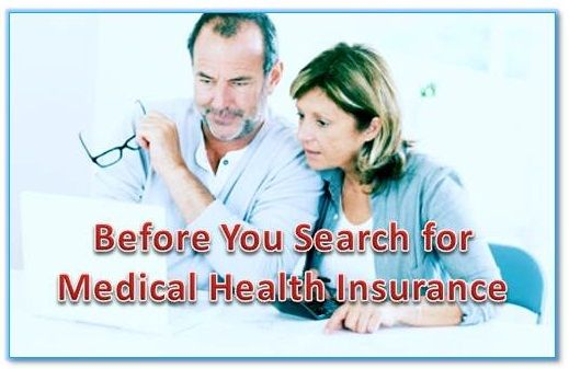 99Advice: Before You Search for Medical Health Insurance