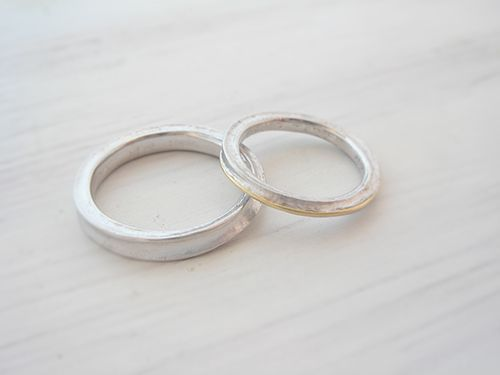 ZORRO Order Collection - Marriage Rings - 103-2