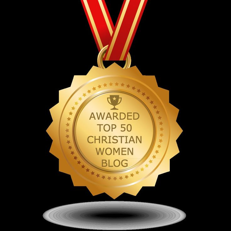 RUBY blog has been named one of the TOP 50 CHRISTIAN WOMEN BLOGS! Stop by for a visit: