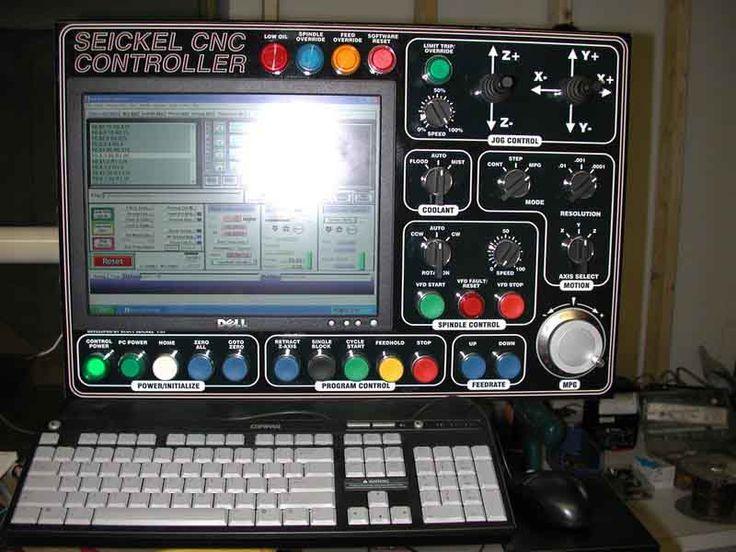 CNC Control Panels                                                                                                                                                                                 More
