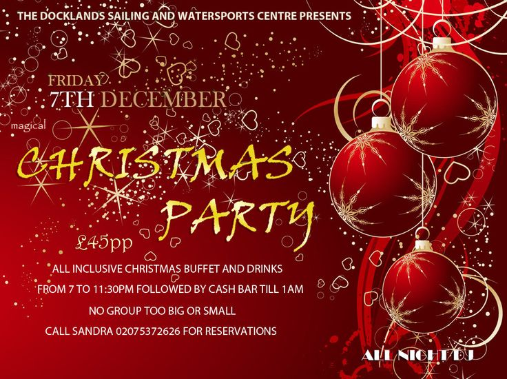 Best Christmas Party