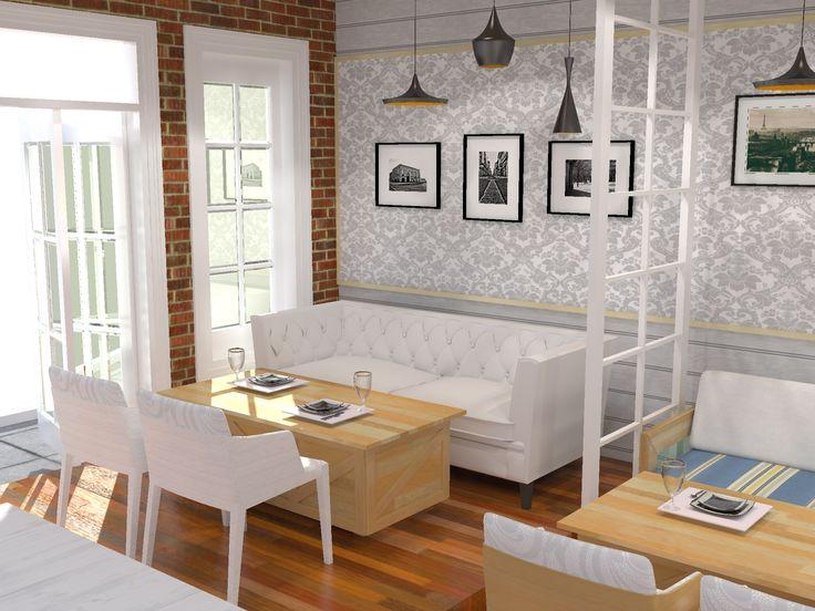 Cafe milik ibu Eka, Bogor [alternatif]
