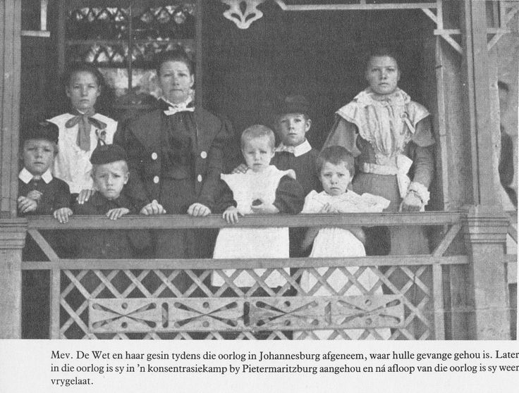 Family of Gen de Wet