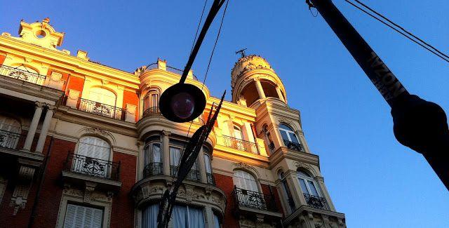 Cada día una foto de Palencia, realizada por ABBÉ NOZAL: Sol de invierno a las cinco de la tarde
