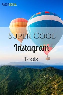 9 Hot Mobile Apps for Instagram | RazorSocial