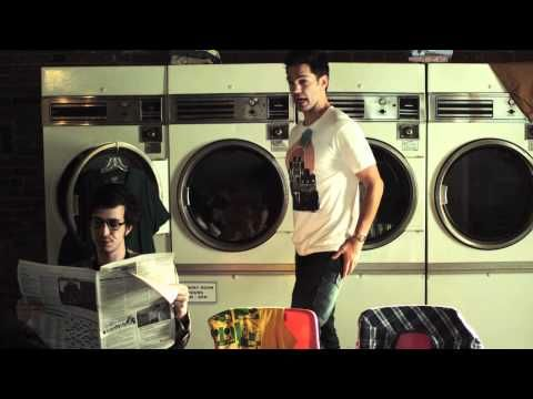 Andy Grammer - Keep your head up. My 14 year old showed me this song. Cute lyrics, cute guy, cute video