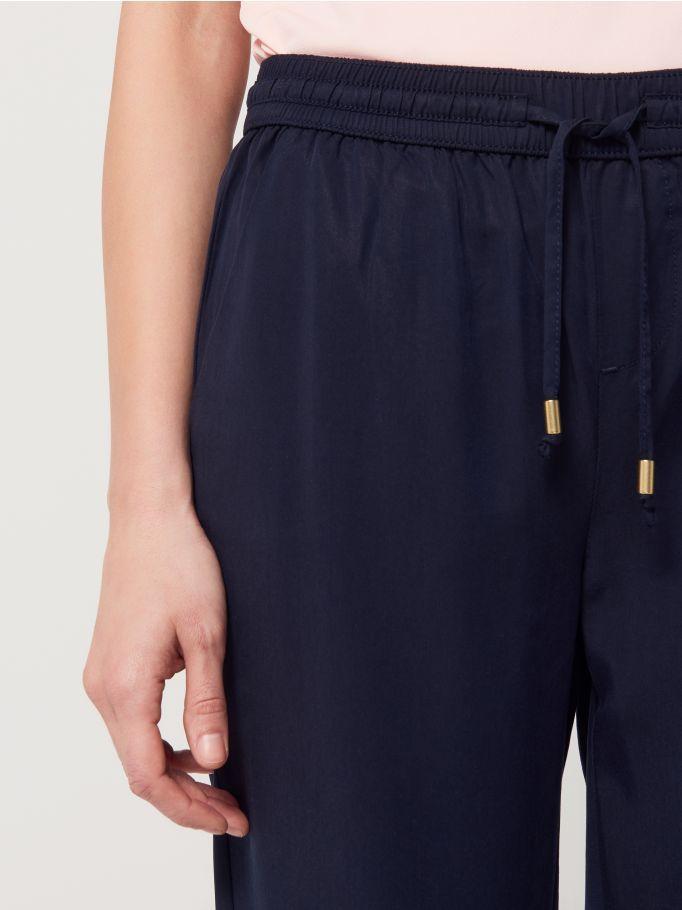 Luźne spodnie na lato, MOHITO, QI478-59X