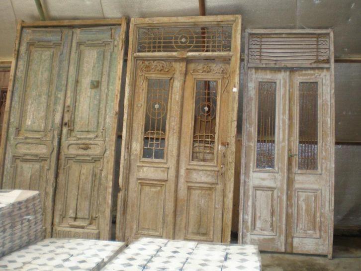 Antieke deuren PANEELDEUREN Ramen Glas in lood etc!: http://link.marktplaats.nl/m964085144