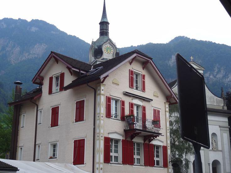 Vitznau - Hotel Rigi