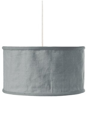 Cotton Pendant Lampshade - Lighting - French Connection