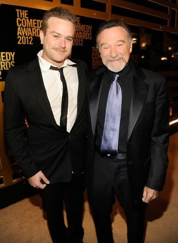 "Zac Williams on Father Robin Williams' Death: ""We're Still Grieving"""