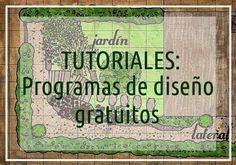 Guia de jardin. Blog de jardinería y plantas. Jardín en casa.: Programas gratuitos para diseñar un jardín: tutoriales.