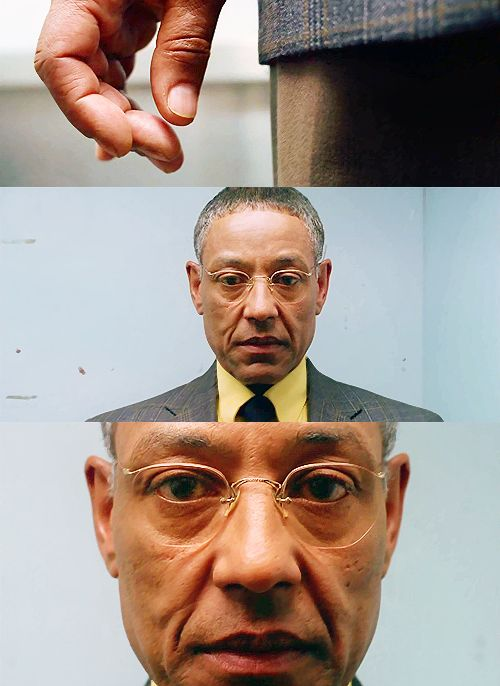 Gustavo Fring is the new Benjamin Linus.