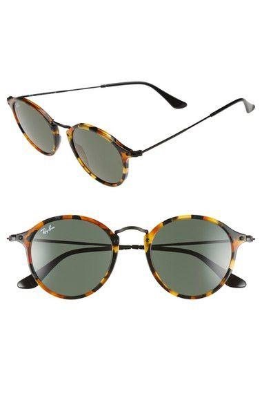 49mm Retro Sunglasses