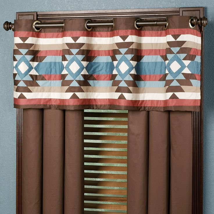 Best 25+ Southwestern valances ideas on Pinterest ...