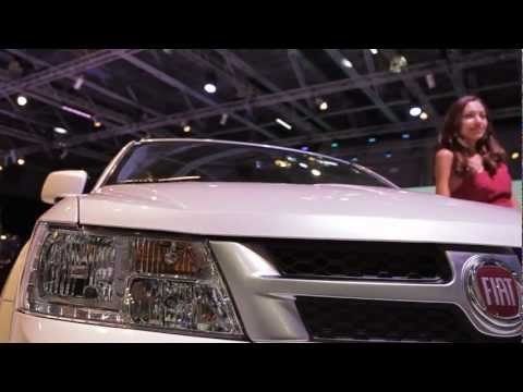 Fiat на ММАС 2012