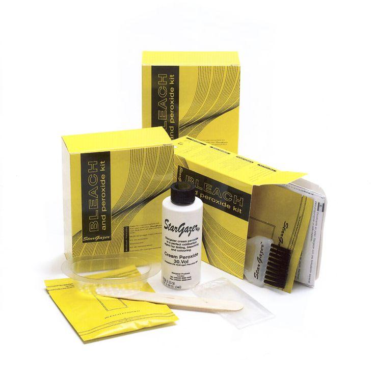 kit dcoloration des cheveux stargazer - Coloration Blonde Sans Dcoloration