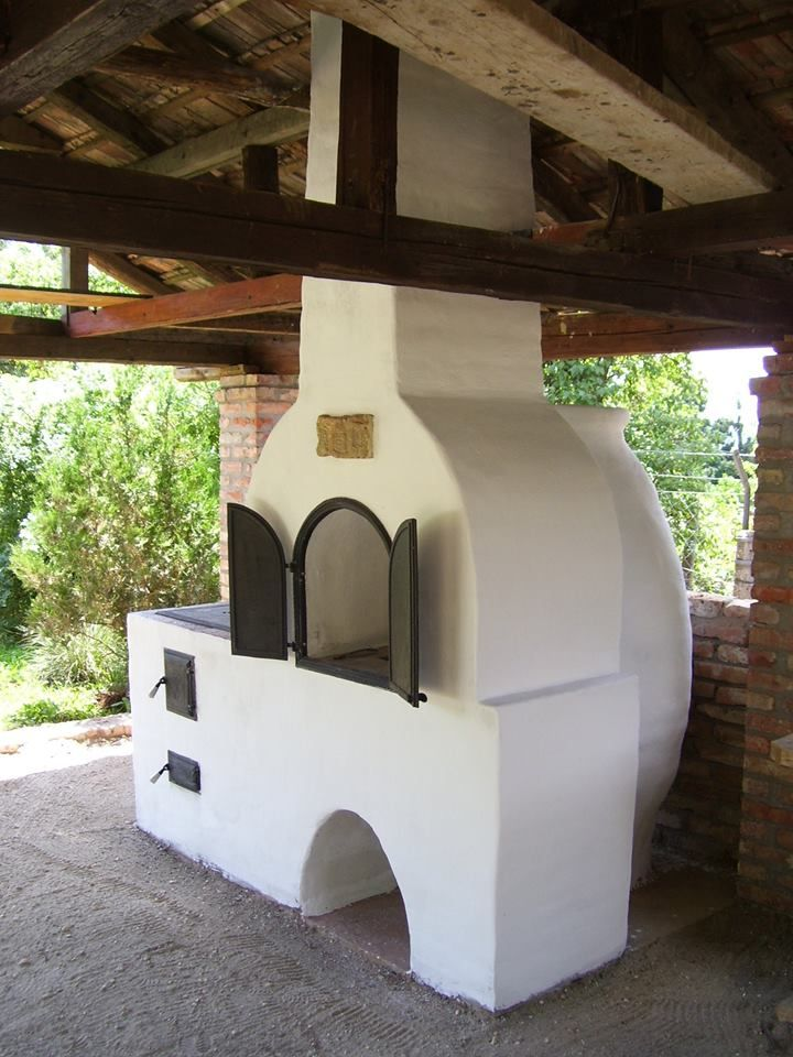 102 best kemence images on Pinterest | Fireplaces, Outdoor oven ...