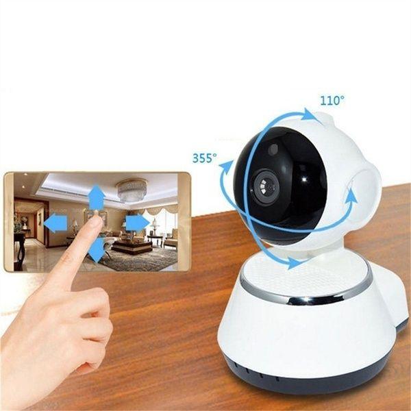 1080P Home Security HD WiFi CCTV IP Camera Wireless WI-FI Dog Monitor IR-Cut Cam