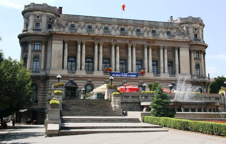 Casa Centrala a Armatei -1912