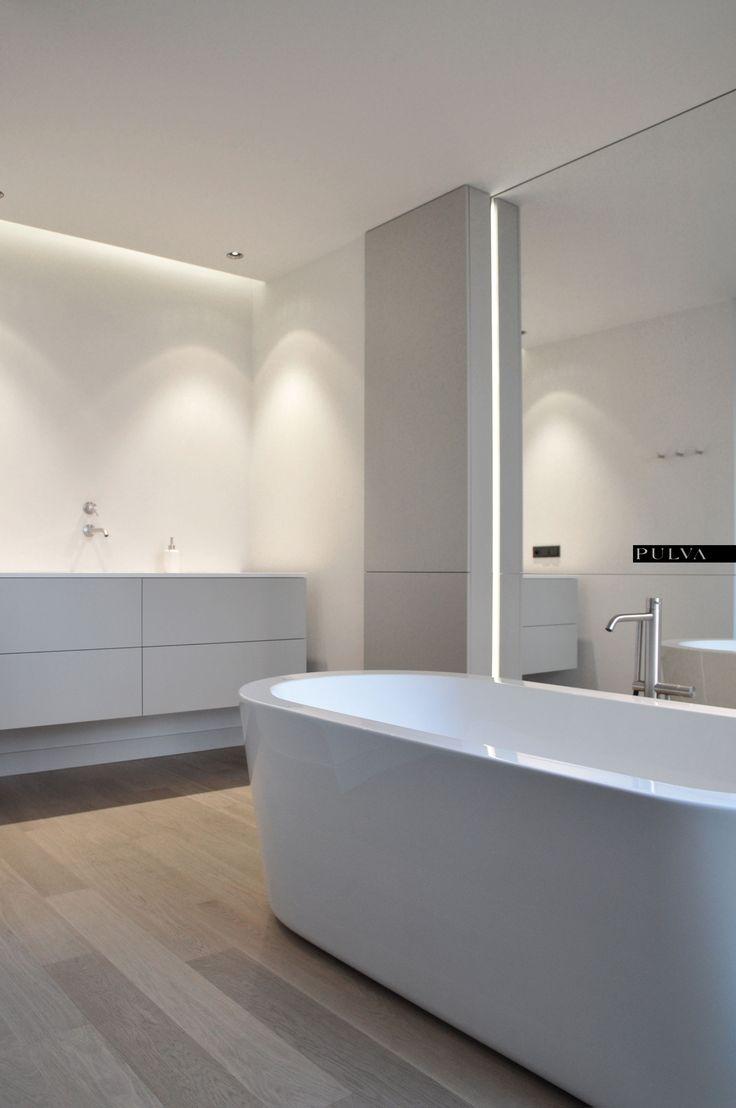 minimalistic interior, bathroom, CEA