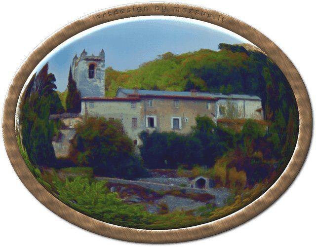 Pieve di San Martino de LA Cappella, Seravezza (LU), Italy