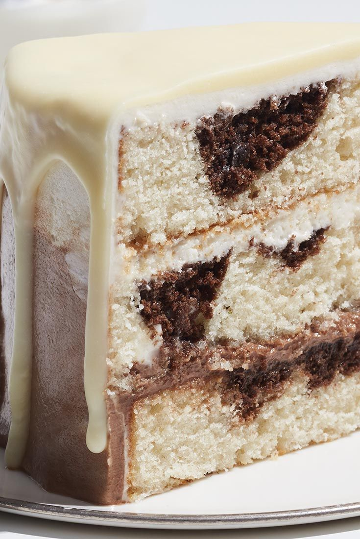 White Russian Cake Recipe - I would have to make a lot of substitutions for us to be able to eat this - but it might be worth trying to figure out something similar.