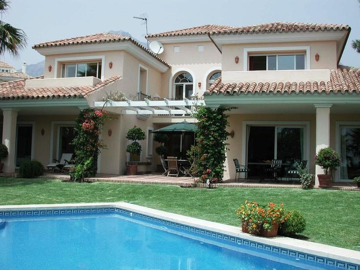 The 9 best Luxury Villa Marbella Spain images on Pinterest Luxury