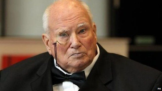 """Sir Patrick Moore, astronomer and broadcaster, dies aged 89."" A great man indeed, and a great inspiration to me. Wishing you clear skies, Sir Patrick."