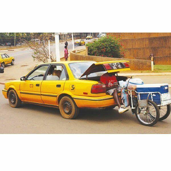 #Postpic - Une image vaut mille mots #Cameroun #Yaounde
