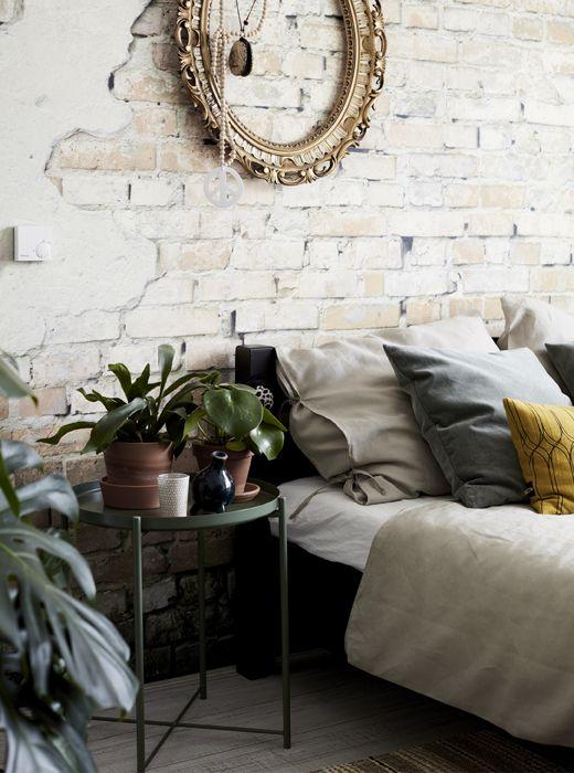 Oltre 25 fantastiche idee su mattoni a vista su pinterest for Camera letto piante