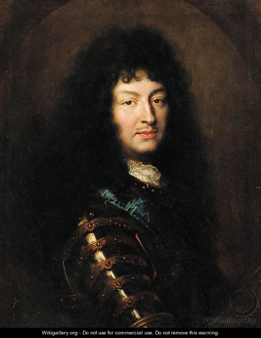 Louis XIV  after Rigaud