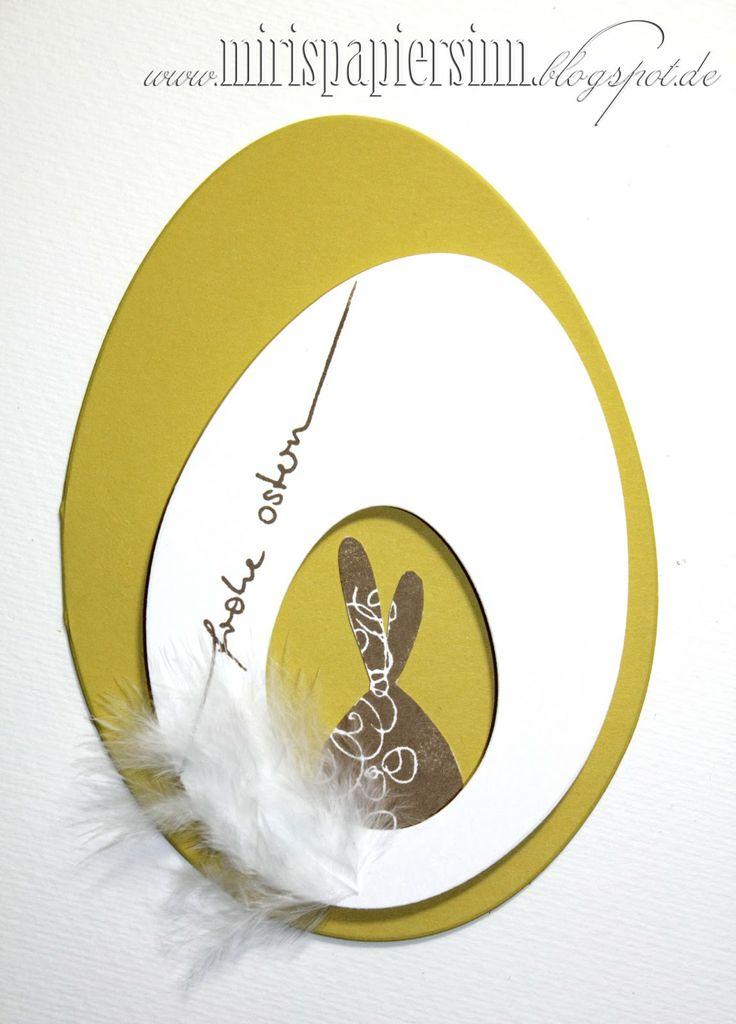 Osterkarte * Easter card