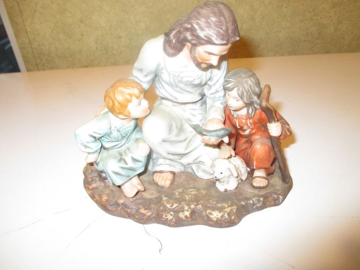 17 Best Images About Jesus Figurines On Pinterest