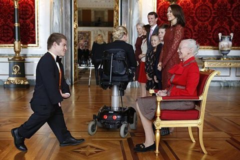 The Danish Royal Family held a reception at Christiansborg Palace, Copenhagen for Olympics and Paralympics teams which have participated in the Brazil Rio De Janeiro Olympics, 14 October 2016.  #queenmargrethe #dronningmargrethe #crownprincessmary #kronprinsessemary #princechristian #prinschristian #princessisabella #prinsesseisabella #princejoachim #prinsjoachim #princessmarie #prinsessemarie #princessbenedikte #prinsessebenedikte #danishroyalfamily #royalfamily
