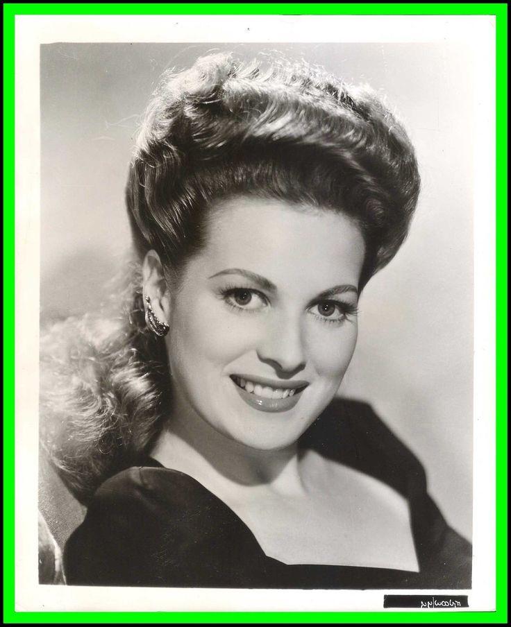Maureen O'Hara Original Vintage 20th Century Fox Portrait 1940'S | eBay