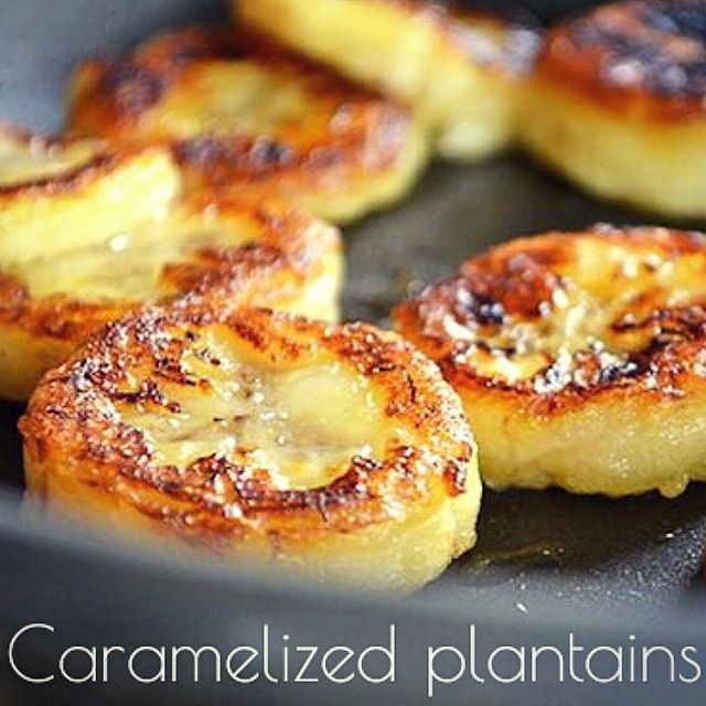 Platani caramellati - ricetta Filippine