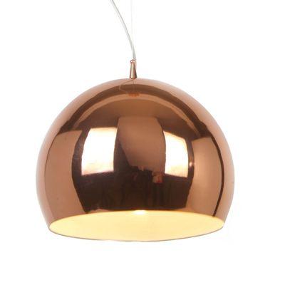 Dwell Copper Pendant Light 79 Renovation Ideas