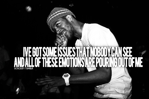 Kid Cudi. Soundtrack to my Life