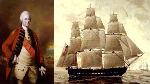 Robert Clive (Lord) HMS Kingston, luego Lord Clive